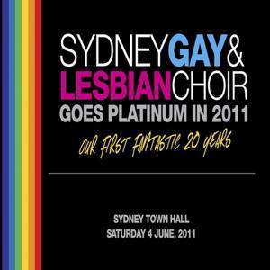 Sydney Gay & Lesbian Choir Goes Platinum