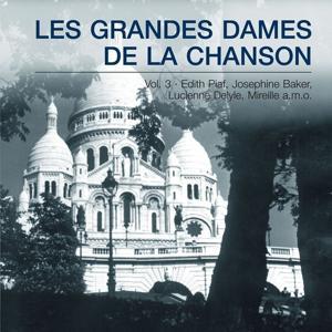 Les Grandes Dames De La Chanson, Vol. 3