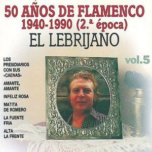 50 Años de Flamenco, Vol. 5 : 1940-1990 (2ª Epoca)