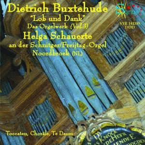 L'oeuvre d'orgue, Vol. 3 (Lob und dank)
