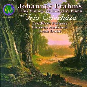 Brahms: Intégrale des trios