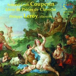 Couperin: Livre de pièces de clavecin dédiées à madame Victoire de France