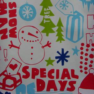 Special Days (Silent Night, Holy Night)