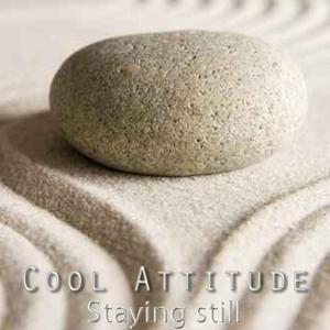 Cool Attitude: Staying Still