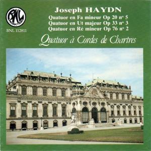 Haydn: Quatuors à cordes