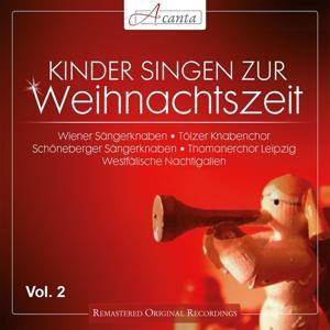 Kinder singen zur Weihnachtszeit, Vol. 2