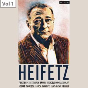 Jascha Heifetz, Vol. 1