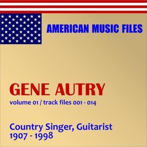 Gene Autry, Vol. 1 (Remastered)
