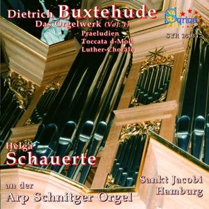 Buxtehude: Intégrale orgue, Vol. 1