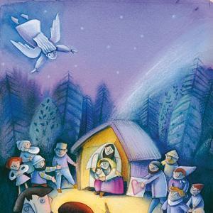 Il canto degli angeli (Recita per un Natale di tutti i colori)