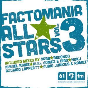 Factomania All Stars, Vol. 3