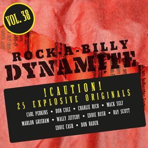 Rock-A-Billy Dynamite, Vol. 38