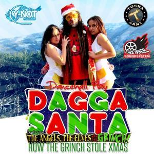 The Dagga Santa 2012 (Dancehall Party - How the Grinch Stole X-Mas)