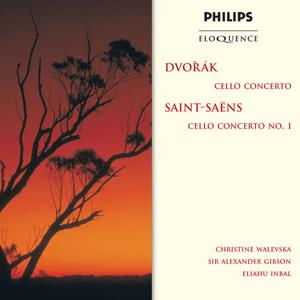 Dvorak: Cello Concerto / Saint-Saëns: Cello Concerto No.1
