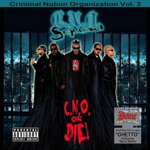 CNO or DIE - Criminal Nation Organization, Vol. 2