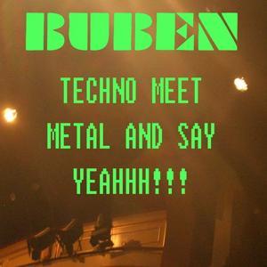 Techno meet metal and say yeahhh!!!