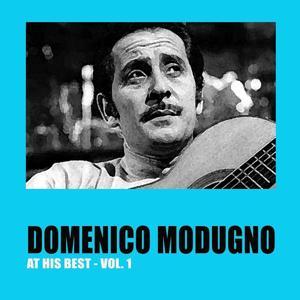 Domenico Modugno at His Best, Vol. 1