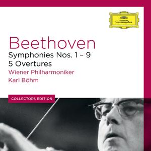 Beethoven: Symphonies Nos. 1 - 9; 5 Overtures