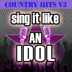 Sing It Like An Idol: Country Hits V3