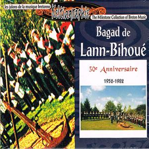 30eme Anniversaire 1952 - 1982 (Breton Pipe Band - Celtic Music from Brittany)
