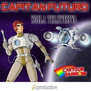 Capitan futuro (Sigla televisiva)
