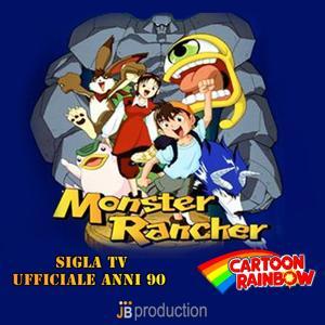Monster Rancher (Sigla TV ufficiale anni 90)