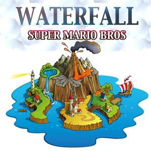 Waterfall (Super Mario Bros Soundtrack)