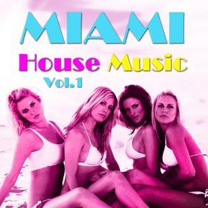 Miami House Music, Vol. 1 (WMC Big Electro & Vocal Housetunes)