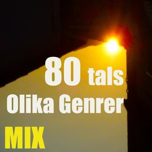 80 tals olika genrer (Mix)