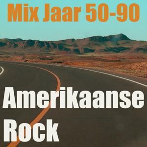 Amerikaanse rock (Mix jaar 50 - 90)