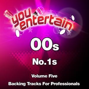 00's No.1s - Professional Backing Tracks, Vol.5
