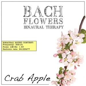 Crab Apple EFT Dose Therapy (Binaural Real Frequency from Bach Flowers)