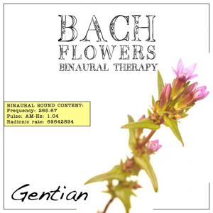 Gentian EFT Dose Therapy (Binaural Real Frequency from Bach Flowers)