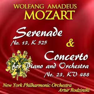 Mozart: Serenade No. 13, KV 525 & Concerto for Piano and Orchestra No. 23, KV 488