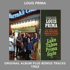 Lake Tahoe Prima Style (Original Album Plus Bonus Tracks 1962)