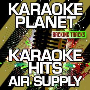 Karaoke Hits Air Supply (Karaoke Version)