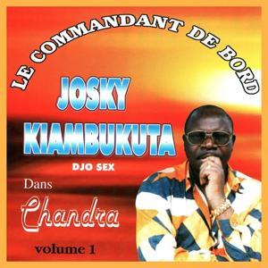 Chandra, vol. 1 (Le commandant de bord Djo Sex)