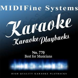 MIDIFine Systems: The Best for Musicians, No. 770 (Karaoke Version)