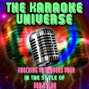 Knocking On Heavens Door (Karaoke Version) [In The Style Of Bob Dylan]
