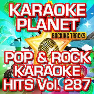 Pop & Rock Karaoke Hits, Vol. 287 (Karaoke Version)