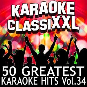 50 Greatest Karaoke Hits, Vol. 34 (Karaoke Version)