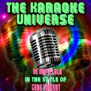 Be Bop a Lula (Karaoke Version) [in the Style of Gene Vincent]