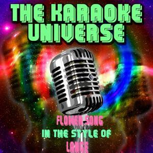 Flower Song (Karaoke Version) [in the Style of Lange]