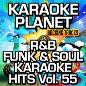 R&B Funk & Soul Karaoke Hits, Vol. 55 (Karaoke Version)