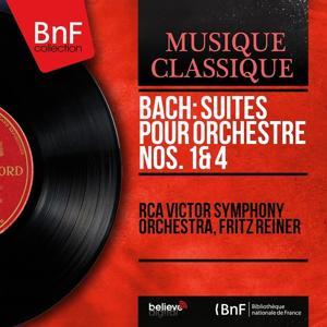 Bach: Suites pour orchestre Nos. 1 & 4 (Mono Version)