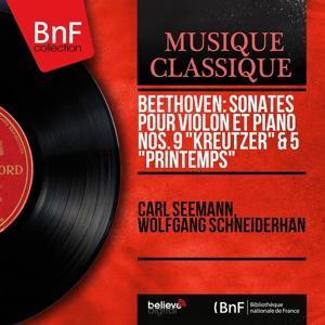 Beethoven: Sonates pour violon et piano Nos. 9