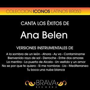 Canta los Exitos de Ana Belen