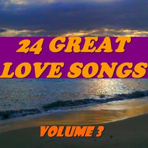24 Great Love Songs, Vol. 3