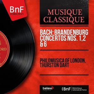 Bach: Brandenburg Concertos Nos. 1, 2 & 6 (Stereo Version)