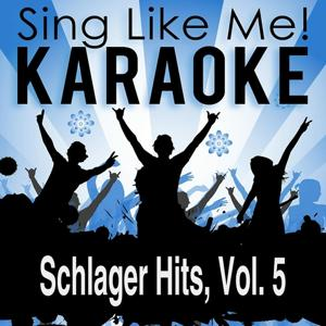Schlager Hits, Vol. 5 (Karaoke Version)